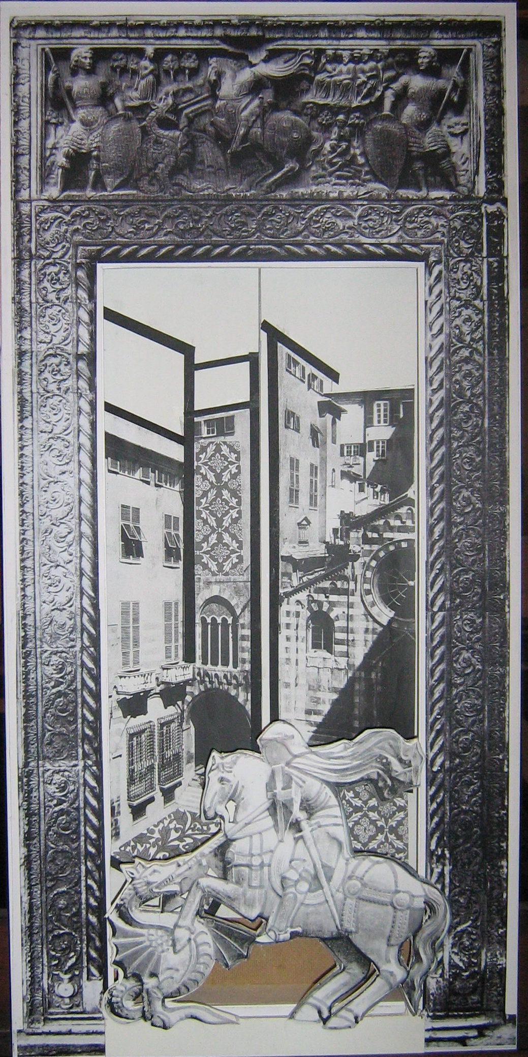 Teatrini in bianco e nero