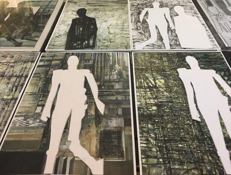 Laboratorio di grafica e microscenografia